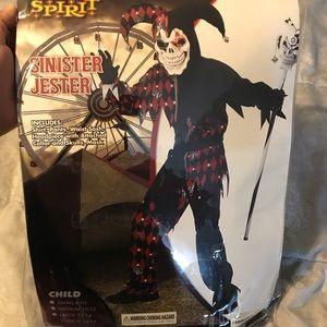Sinister Halloween costume for Boy or girl.